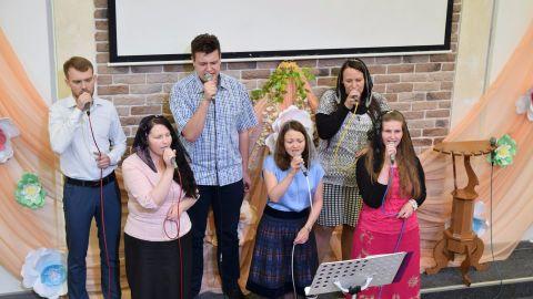 Музыкальная группа Шемет Елены