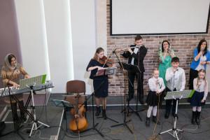 """Музыкальная группа """"Менора"""" (10.03.2019)"""