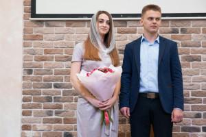 Оглашение Михаила Пархоменко и Елены Крушной (09.06.2019)