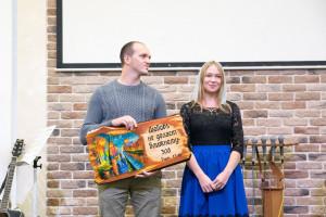 Молодожёны Женя и Настя (20.10.2019)