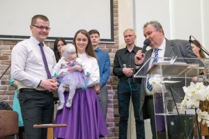 Благословение Вероники Ядловской (23.03.2020)