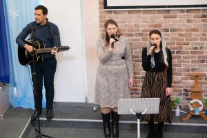 Участие музыкальной группы (31.12.2020)