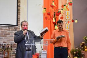 Молитва за хлеб земной и хлеб духовный (30.09.2018)