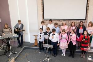 Участие детской группы (29.11.2020)
