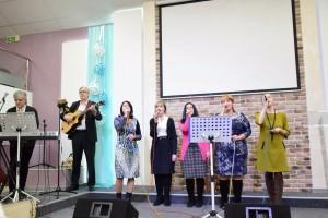 """муз. группа """"Поздний дождь"""" (07.01.2018)"""