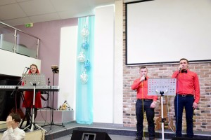 Рождественское богослужение (07.01.2018)