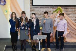 Участие молодёжи (12.04.2018)