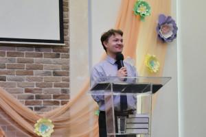 Гости из г. Ижевск, брат Андрей (12.04.2018)