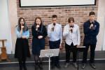 Участие подростковой группы (11.04.2021)