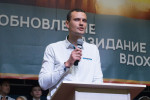 Александр Стасилевич, ц. Святой Троицы, г. Москва (20.10.2018)