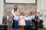 Участие детей воскресной школы (28.10.2018)