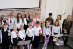Участие детей воскресной школы (11.11.2018)