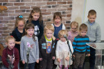 Участие детей воскресной школы (25.11.2018)