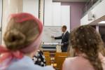 Чак Мельтон рассказывает про способ евангелизации (01.12.2018)