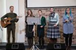 Илья Корень, Мария Касницкая, Алла Мозолевская, Екатерина Ладнова, Юлия Ольгомец (13.12.2018)