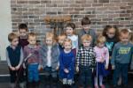 Участие детей воскресной школы (16.12.2018)