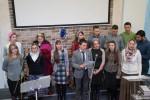 Участие молодёжной ячейки Евгения Курбана (17.01.2019)