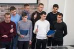 Участие молодёжной ячейки Давида Скоблина и Олега Селюжицкого (31.01.2019)