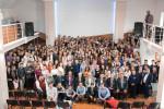 Общее фото с молодёжной конференции, г. Вильнюс (18.05.2019)