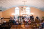 Участие молодёжи в служении в Доме Молитвы, г. Вильнюс  (19.05.2019)