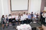 Выпускной старшей группы воскресной школы (02.06.2019)