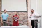 Оглашение Евгения Просяновского и Анастасии Бойко (01.09.2019)