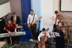 Участие сводного хора и оркестра (12.01.2020)