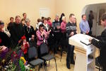 Церковь Преображение, г. Кострома (22.02.2014)