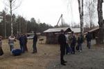 Лагерь в Ушачах (31.03.2014)