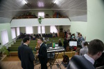 ц. Возрождение (Витебск), готовимся... (12.04.2014)