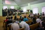 ц. Возрождение (Витебск), поём... (12.04.2014)