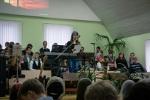 ц. Возрождение (Витебск), сестра Маша... (12.04.2014)