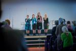 ц. Добрая весть (Витебск): Алёна, Алёна, Настя и Надя... (13.04.2014)