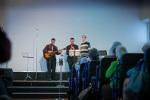 ц. Добрая весть (Витебск): поёт трио братьев... (13.04.2014)