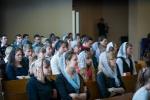 ц. Добрая весть (Витебск): молодёжь Гефсимании... (13.04.2014)