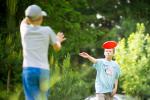 Выезд на природу со слабослышащими (01.06.2013)