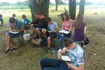 Чтение Библии после утреннего служения (18.07.2014)