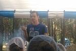 Макс Стасилевич проповедует (18.07.2014)