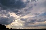 Небо над лагерем (19.07.2014)