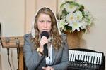 Аня Супрунчик рассказывает стихотворение (28.09.2014)