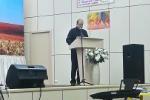 Брат Сергей, служитель из Молодечно, делится словом (14.12.2014)