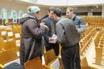 Составление программы служения (19.12.2014)