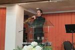 Максим Стасилевич играет на саксофоне (19.12.2014)