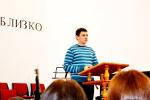 В церкви г. Берёзовка (15.02.2015)