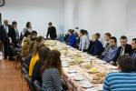 После богослужения (Гродно) (15.02.2015)