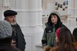 В синагоге (Гродно) (15.12.2014)