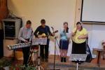 Гости из Малоярославца (Россия) (08.03.2015)