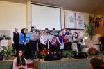 Участие в воскресном богослужении (08.03.2015)