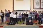 Участие в субботнем богослужении (08.03.2015)