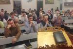Служение в г. Людиново (17.02.2015)